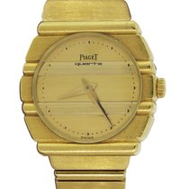 Piaget Polo Yellow gold 22mm Champagne United States of America, Florida, Boca Raton