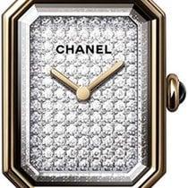 Chanel Or jaune Quartz 19.5mm nouveau Première