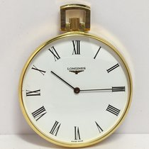 Longines POCKET WATCH gold 18 kt MECHANICAL