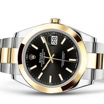 Rolex Datejust 126303 black dial unworn full set