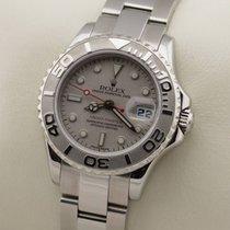 Rolex Lady Yacht-Master Automatic Edelstahl Platin  950 MINT