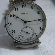 Invicta 01. Invicta men's marriage wristwatch 1905-1910