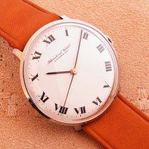 萬國 vintage mens Stainless Steel International Watch Co Uhr 1965