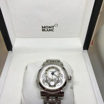 Montblanc new Automatic Display back Only Original Parts 43mm Steel