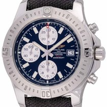 Breitling Colt Chronograph Automatic Steel 44mm Black United States of America, Texas, Austin