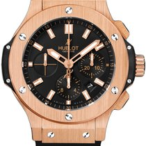 Hublot Big Bang 44 mm new Automatic Chronograph Watch with original box and original papers 301.PX.1180.RX