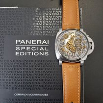 Panerai Steel Automatic PAM00852 new