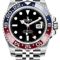 Rolex - GMT Master II - Pepsi - 126710BLRO