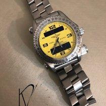 Breitling Emergency Titan 43mm Gelb