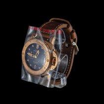 Panerai Brons Automatisch Blauw Geen cijfers 47mm nieuw Special Editions