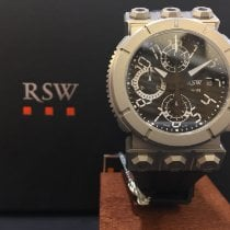 RSW Steel 44mm Automatic 4125.MS.R1.H12.00 new