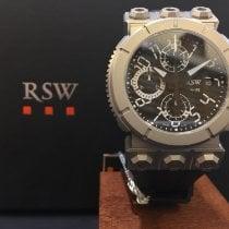 RSW 钢 44mm 自动上弦 4125.MS.R1.H12.00 全新