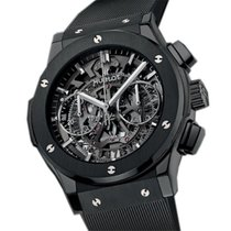 Hublot Classic Fusion Aerofusion pre-owned 45mm Ceramic