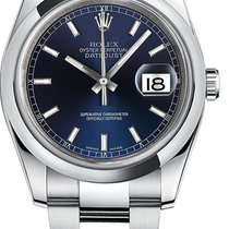 Rolex Datejust Steel 36mm Blue United States of America, California, Moorpark