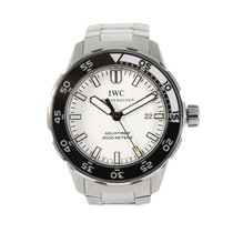 IWC Steel 45mm Automatic IW356805 pre-owned