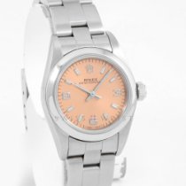 Rolex Oyster Perpetual Steel 24mm Pink Arabic numerals United States of America, California, Los Angeles