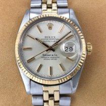 Rolex Goud/Staal 36mm Automatisch 16013 tweedehands