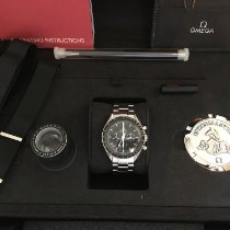 Omega 311.30.42.30.01.005 Stahl 2017 Speedmaster Professional Moonwatch 42mm gebraucht Deutschland, München