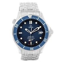 Omega Seamaster Diver 300 M 2537.80.00 2002 pre-owned