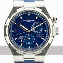 Vacheron Constantin Overseas Dual Time 47450 Steel 42.5mm Automatic