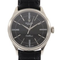 Rolex Cellini Time 39mm Fekete