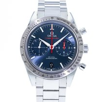 Omega Speedmaster '57 Steel 41.5mm Blue United States of America, Georgia, Atlanta
