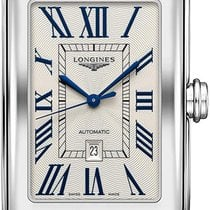Longines L5.767.4.71.6 L57674716 Steel 2021 DolceVita 28.2mm new United States of America, New York, Airmont