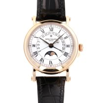 Patek Philippe Perpetual Calendar Red gold 36mm White United States of America, California, Beverly Hills