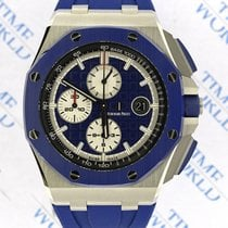 Audemars Piguet Royal Oak Offshore Chronograph Stål 44mm