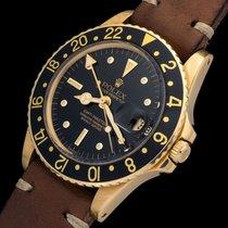 Rolex GMT-Master Yellow gold 40mm Black United States of America, Florida, Miami