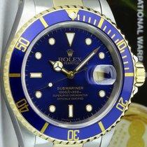 Rolex Submariner Date 40mm Blanco