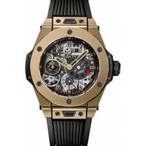 Hublot Big Bang Meca-10 nuevo 2020 Cuerda manual Reloj con estuche y documentos originales 414.MX.1138.RX