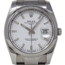 Rolex Oyster Perpetual Date 115200 2014 pre-owned