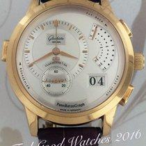 Glashütte Original 60-01-03-03-06 PanoRetroGraph, Red Gold