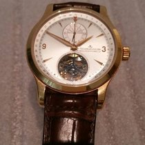 Jaeger-LeCoultre Master Tourbillon Q1658420 Good Rose gold 41mm Automatic Singapore, Singapore