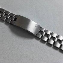 Zenith vintage steel bracelet for primero and other models mm 18