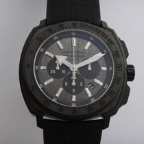 JeanRichard Terrascope Carbon Limited Chronograph