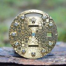 Rolex DayDate 18kt Jubiläums Diamanten Zifferblatt + orig....