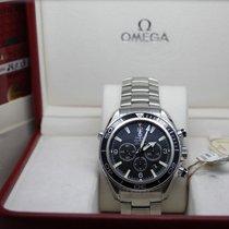 Omega Seamaster Planet Ocean Co-Axial Chronograph B-P