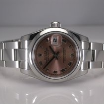 Rolex Datejust 179160 Stainless Steel Ladies Watch Automatic...