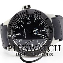 Glycine Combat SUB Steel 46mm Black