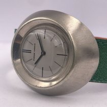 Pierre Cardin 50mm Handopwind 1970 Zilver