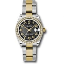 Rolex Lady-Datejust 178383 BKCAO nouveau