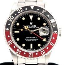 """Rolex GMT Master II """"Fat Lady / Sophia Loren"""" Ref 16760"""