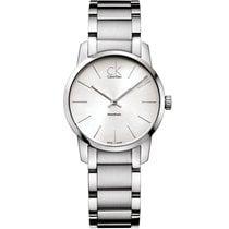 ck Calvin Klein Stahl 31mm Quarz K2G23126 neu Schweiz, HELVETIC TIME AG - Bäch -  NO Duties & Taxes For European Customers - Discount VAT for Extra UE
