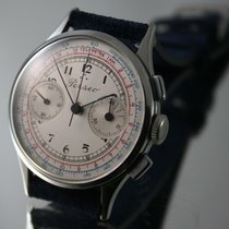 Perseo Chronograph 36mm Manual winding 1950 pre-owned White
