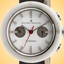 Giuliano Mazzuoli Chronograph 44.5mm Automatic Carrara White