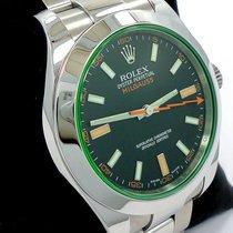 Rolex Milgauss 116400 pre-owned