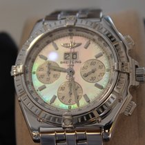 Breitling Crosswind Special new Automatic Chronograph Watch with original box and original papers J44355