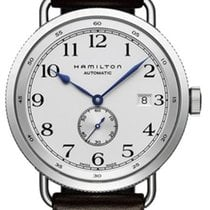 Hamilton Steel 40mm Automatic H78465553 new